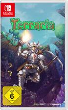 Nintendo SWITCH Spiel Terraria NEU NEW 55
