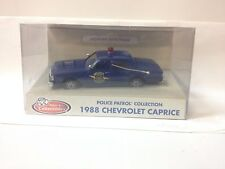 1:43 Scale White Rose Collection 1988 Chevrolet Caprice Michigan State Police