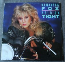 Samantha Fox, hold on tight, Maxi Vinyl