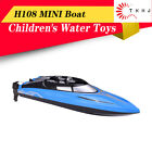TKKJ H108 1:36 2.4G 4CH 20km/h Speed Mini Speed RC Racing Boat RTR Toys Gift