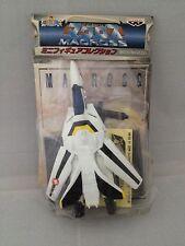 Macross Roy Focker VF-1S Valkyrie Fighter Mode Banpresto Mini Figure Collection
