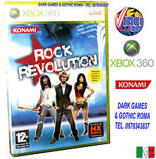Rock Revolution Xbox 360 Konami