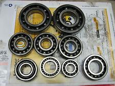 98-99 Suzuki LTF Quad Runner 500 F Crank Bearings engine motor shaft drive gear
