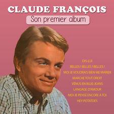 CD Claude François - Son premier album