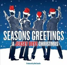 Seasons Greetings: A Jersey Boys Christmas New CD Free shipping
