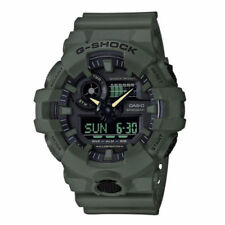 Casio G-Shock Analog-Digital GA700UC-3A Olive Green Watch $100