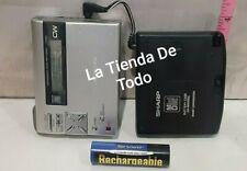 Vintage Rare Sharp Md Ms200-S Mdms200S Md Minidisc Mini Disc Player/Rec Read