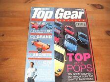 TOP GEAR MAGAZINE NOV-1997 - Calibra SE8, Rover 200 VVC Coupe, Fiat Coupe, Xsara