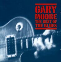 GARY MOORE the best of the blues (2X CD compilation) EX/EX CDVX 2943 blues rock