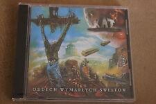 KAT - Oddech Wymarłych Światów CD NEW & SEALED Polish Release