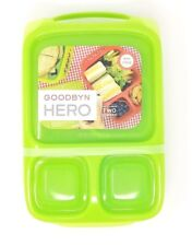 Godbyn Hero lunch box GREEN COLOR