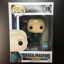 Funko POP Harry Potter Draco Malfoy Broom Quidditch