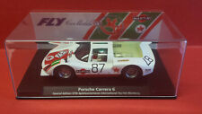 FLY E-1501 PORSCHE CARRERA 6 NUREMBERG TOY FAIR 2006 SCALEXTRIC COMPATIBLE.