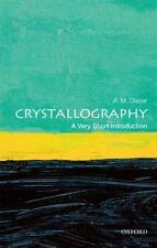 CRYSTALLOGRAPHY - GLAZER, A. M. - NEW PAPERBACK BOOK