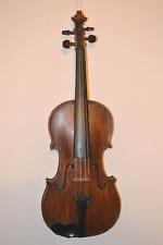 antique interessant violin 4/4  joannes garancini ..........