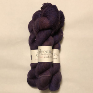 Dream in Color Smooshy with Cashmere, Visual Purple (VC180)