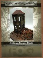 Fields of Glory Models FOG 1:35 Bocage House Diorama Accessory #FOG5027