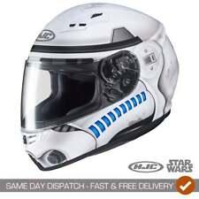 Neuf HJC CS-15 Officiel Star Wars Stormtrooper Moteur Moto Casque