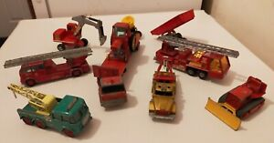 JOB LOT/Matchbox vintage Superkings