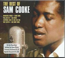 Sam Cooke - The Best Of - Greatest Hits 2CD NEW/SEALED