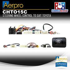 Aerpro CHTO15C Steering Wheel Control Suits Toyota Rav4 2013-on