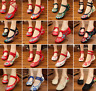 Women Chinese Embroidered Floral Shoes Ballerina Flat Ballet Cotton Loafer snug