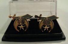 Shriners Emblem Cufflinks