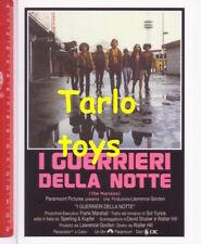 I GUERRIERI DELLA NOTTE - THE WARRIORS Frank Marshall - postcard - cartolina