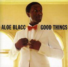 Aloe Blacc - Good Things (2010)  CD  NEW  SPEEDYPOST