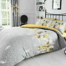 Yellow Geometric Bedding Sets & Duvet Covers