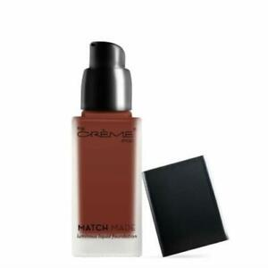 The Creme Shop Match Made Luminous Liquid Foundation 47 New in Box