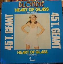 """Blondie Heart Of Glass 2 mixes Rare French 12"""""""