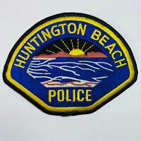 Huntington Beach Police California CA Patch (C4)