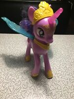 "PRINCESS TWILIGHT SPARKLE Electronic talks lights giant 12"" tall My Little Pony"
