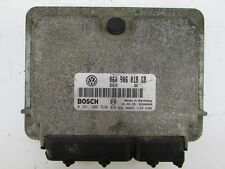 SKODA Octavia 1,8T Steuergerät Motor 06A906018GB Bosch 0261206520 ECU engine