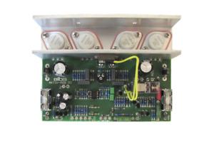 albs AKTIV-MOS III 200 MOSFET-Endstufe Modulbaustein 200W, 90° Winkel