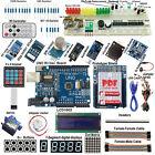 ULTIMATE UNO R3 Starter Kit for Arduino Keypad RTC 1602LCD Servo Motor Gas Relay