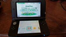 Nintendo 3DS XL Blue Handheld System w/games & case