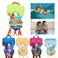 Life Vest Jacket Swimming Pool Safety Float Buoyancy Kids Water Sports