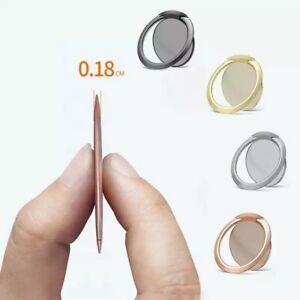 Finger Grip Handy Ring Halterung Griffring Halter 360° drehbare Magnet Halterung