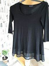 M & S Collection Ladies Long Sleeved Top T shirt Size 10