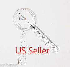Brand New Protractor Goniometer 8 inch - Free Fast ship! US seller
