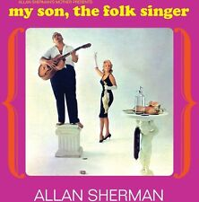 Allan Sherman - My Son the Folk Singer [New CD] UK - Import
