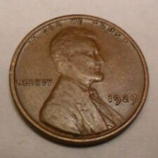 1929 P Lincoln Wheat Cent / Penny  *GOOD OR BETTER*  **FREE SHIPPING**