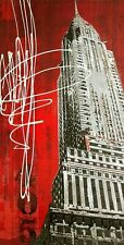 Taylor Lexington Avenue Icon New York FertigBild 50x100 Wandbild