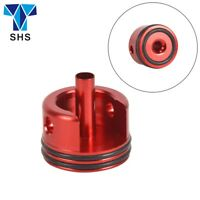 SHS Double O Ring Cylinder Head Botton Pad For Ver.2 M serie Airsoft AEG Gearbox