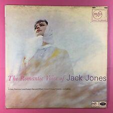 El romántico VOZ DE JACK JONES - mfp-1056 EX ESTADO