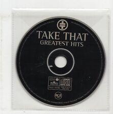 (JS738) Take That, Greatest Hits - 1996 CD