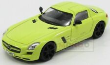 Mercedes Benz Sls Coupe 6.3 Amg (C197) 2010  Yellow Solido 1:43 SL4401100