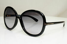Authentic TOM FORD Womens Boxed Sunglasses Black Candice TF 276 01B 29755